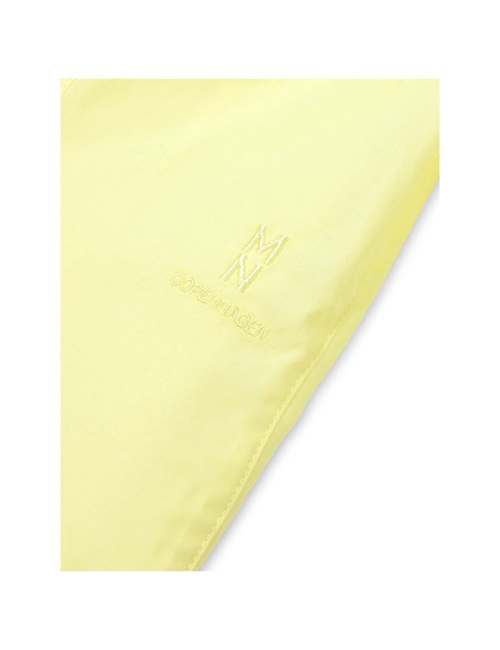 Organic Pop Solaima, Soft Yellow