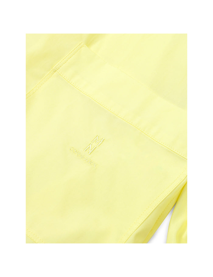 Organic Pop Spitze, Soft Yellow
