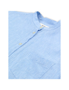 Linen Lux Swaggy, Light Blue