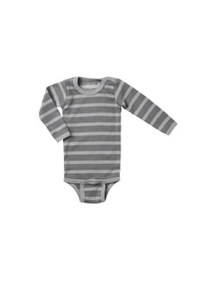Trio Rib Body, Dark Grey/Grey