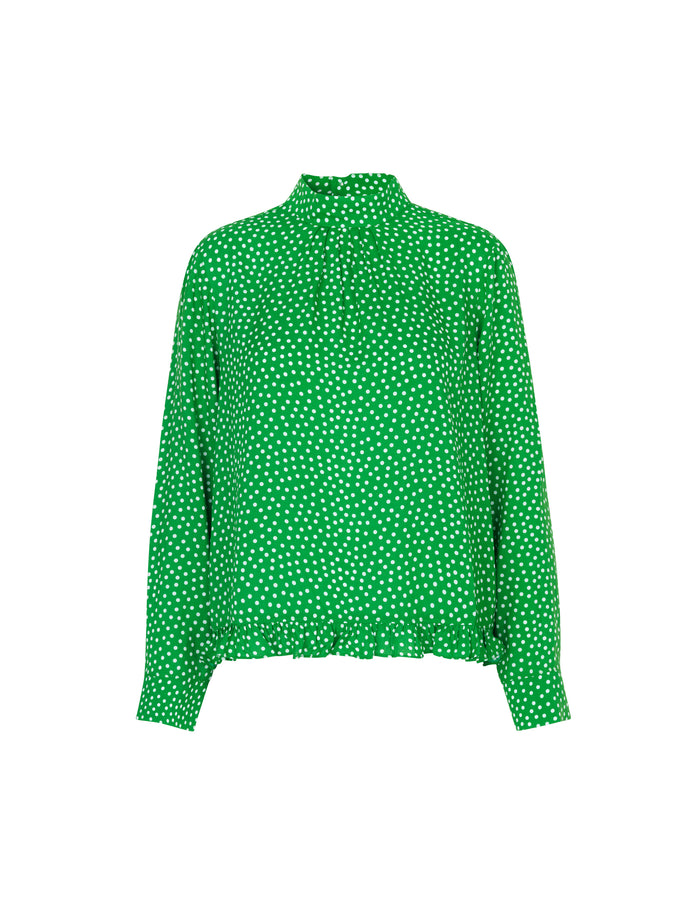Viscose Play Baska, Green dot