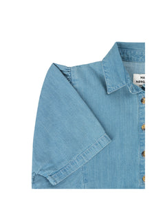 Soft Organic Denim Bubba, Light Indigo