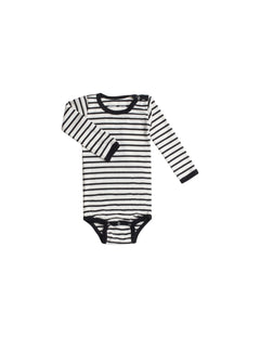 Trio Single Body, Ecru/Black