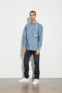 You added <b><u>Indigo Shirt Sal, Dark Indigo</u></b> to your cart.