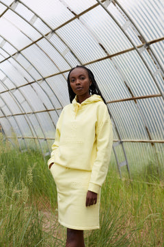 Eco Bold Sweat Sweatina Embo, Soft Yellow