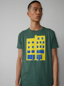 You added <b><u>Printed Tee Thor House, Pineneedle</u></b> to your cart.