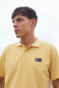 You added <b><u>Dyed Pique Polo, Rattan</u></b> to your cart.