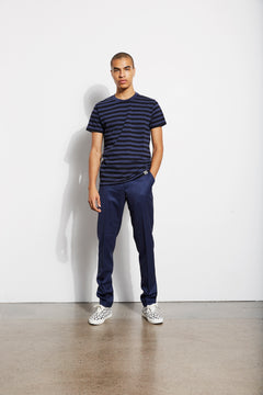 Wool Twill Party, Marine