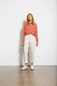 You added <b><u>Cosy Stripe Kaxa Stripe, Orange/Ecru/contrast</u></b> to your cart.