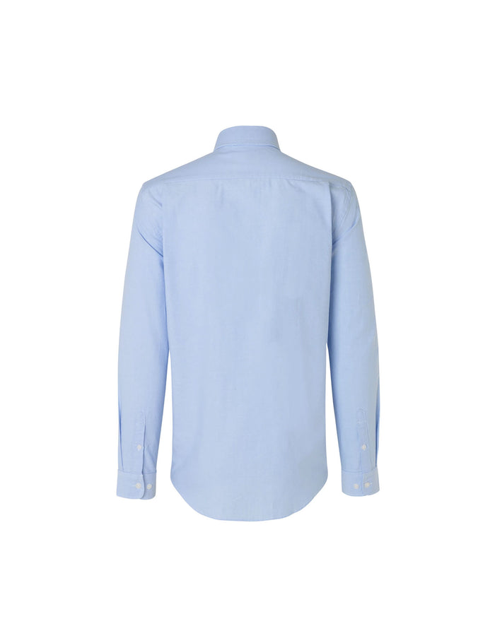 Oxford Sawsett, Light Blue