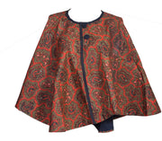Amanda Ankara Cape Top