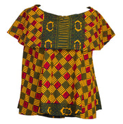 Cape Flare Top - Afrocentric Fashion Store-Ebbyz