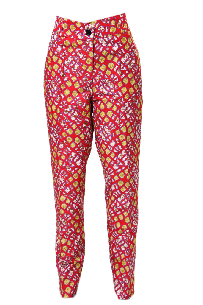 A'Diya of Pencil Trouser - Afrocentric Fashion Store-Ebbyz