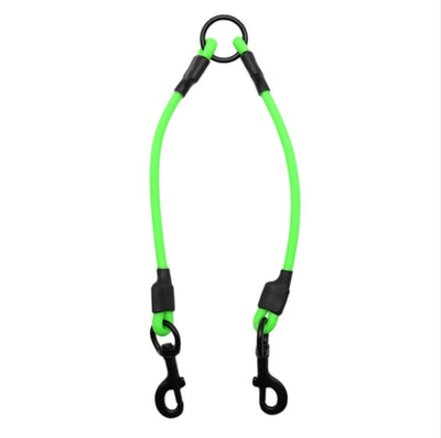 H&Co Neon Waterproof Dual Lead Connector
