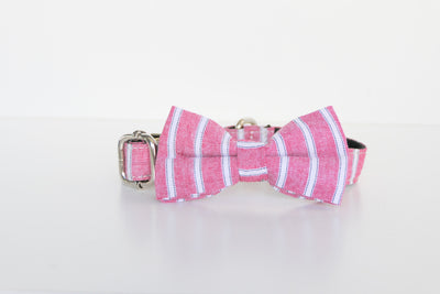 The Benson Collar & Bow Tie Set