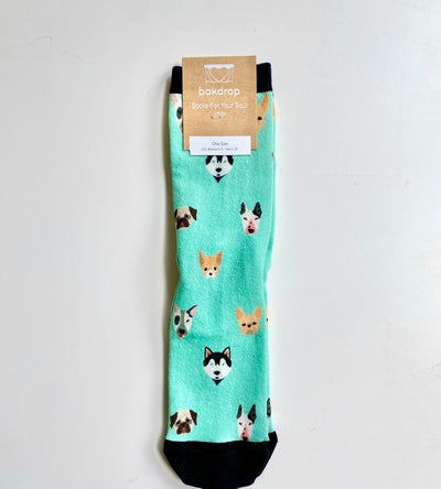 "Henley & Co ""My Dog"" Sox"