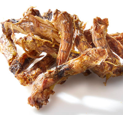 H&Co 100% Naturally Dehydrated Chicken Necks