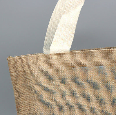 Eco Friendly Henley & Co Jute Shopping Bag