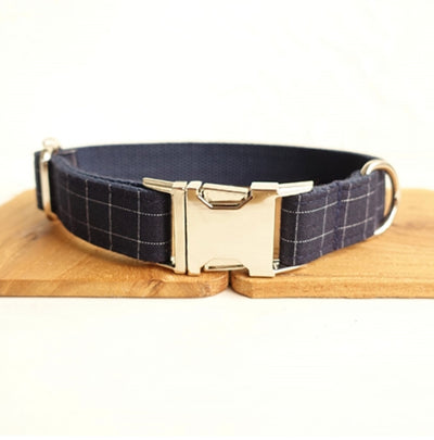 The Shayes Bow Tie Collar & Lead
