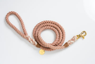 Ombré Rope Leash