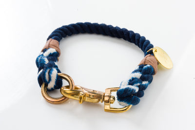 Full Length Buckle Rope Collar
