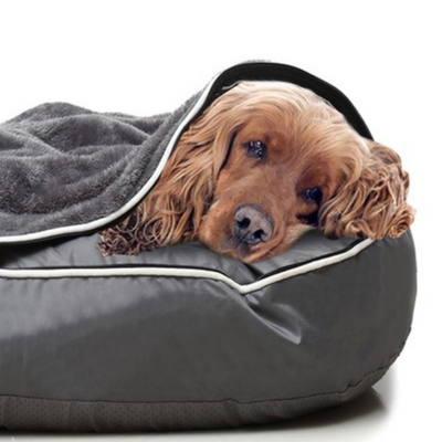 Warm Plush, Heavy Duty Dog Mattress