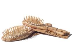 Eco Friendly Bamboo Hairbrushes
