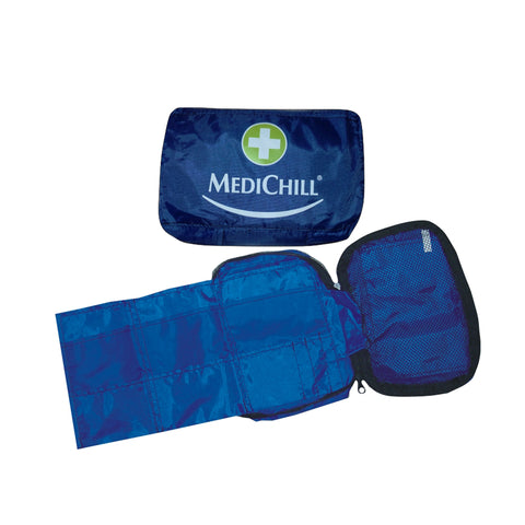 First Aid Kit Roll-out Bag