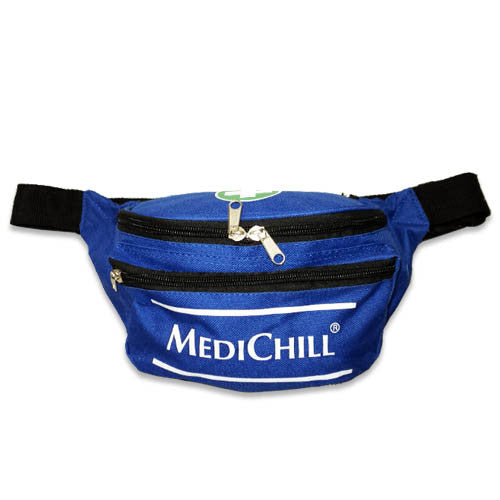 Medichill Waist Bag - Blue