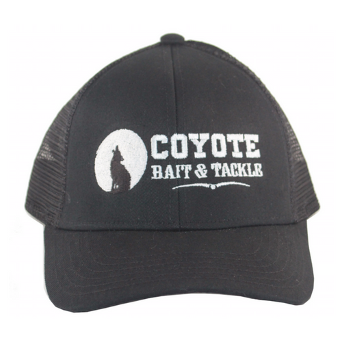 Coyote Bait and Tackle Trucker Hats