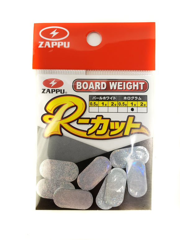 Zappu Board weight