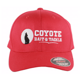 Coyote Bait and Tackle Flex Fit Hats
