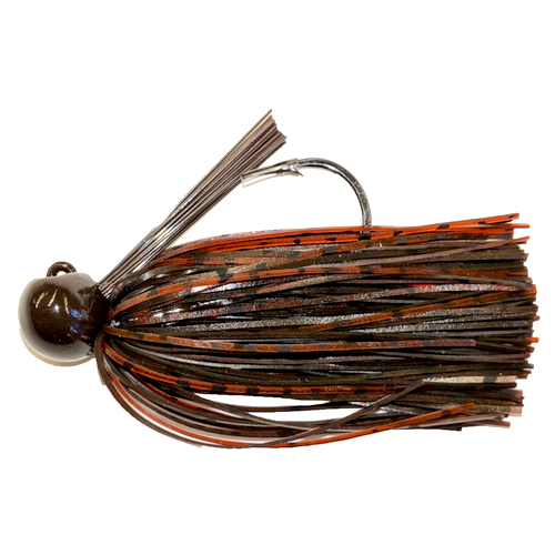 Bass Patrol Football Jigs