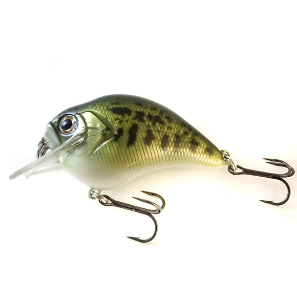 Dark Cloud Customs Squarebill Crankbaits