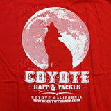 Coyote Bait & Tackle T-Shirts
