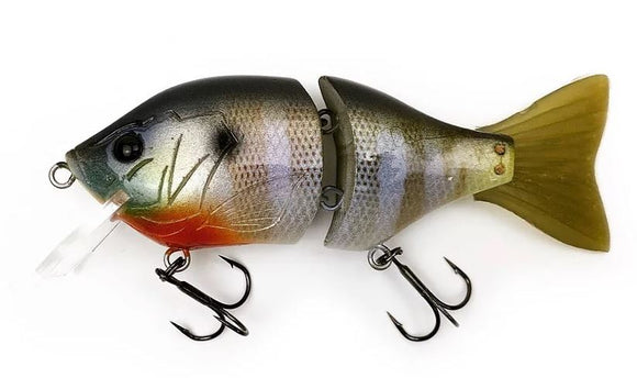 Illude Lunker Fighters Southpaw