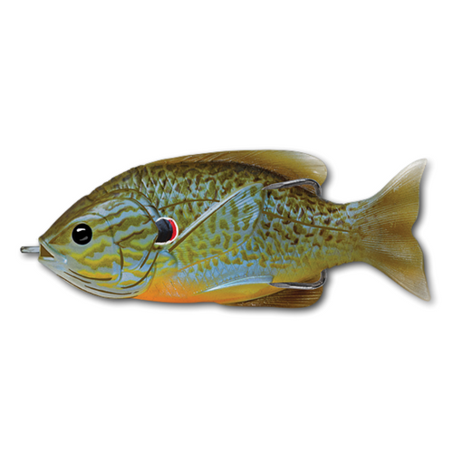 LIVETARGET Koppers Hollow Body Sunfish