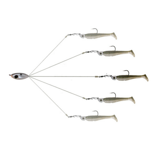 Picasso School E Rig Bait Ball Extreme 4 Wire