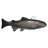 "Huddleston Deluxe 8"" Trout Swimbaits"