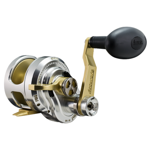 Accurate Boss Fury Lever Drag Reels