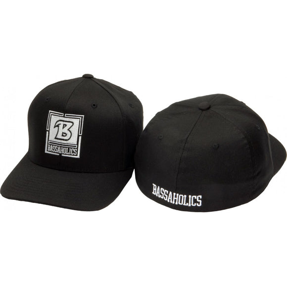Bassaholics B Boxed Flex Fit Hat
