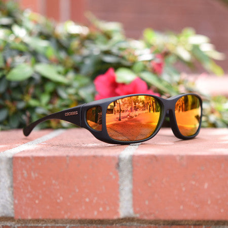 Cocoons Style Line Black Rose Mirrror Sunglasses