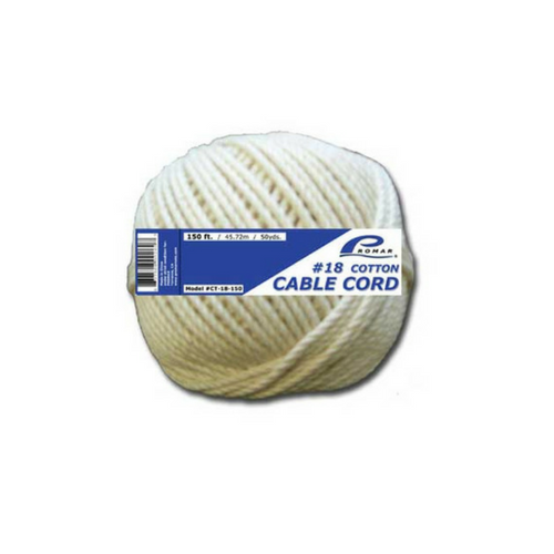 Promar Cotton Cable Cord