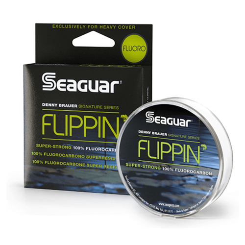 Seaguar Denny Brauer Flippin' Fluorocarbon Line