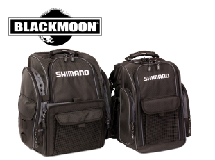 Shimano Blackmoon Backpack Black Medium