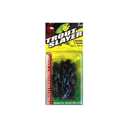 Trout Magnet Trout Slayer Mini Jigs