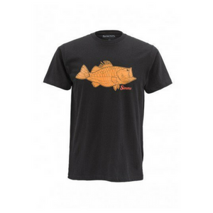 Simms Tightlines Bass SS T-Shirts