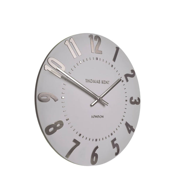 "6"" Mulberry Mantel Clock 2 colours available - Thomas Kent"