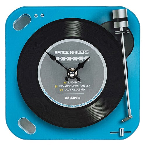 Space Raiders Clock - 2 designs available