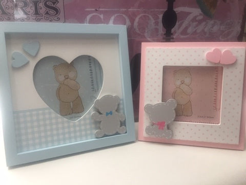 Baby Photo Frames - 2 designs available
